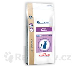 Royal canin VED Cat Young Male S/O 400g