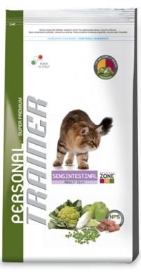 Trainer Cat Personal Sensintestinal 2kg