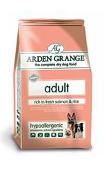 Arden Grange Adult fresh Salmon & rice 6kg