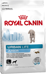 Royal Canin Canine Urban Junior Large 9kg