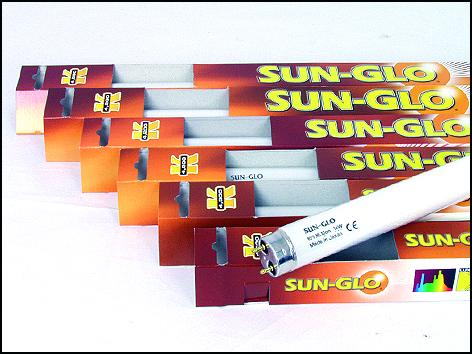Zářivka Sun Glo sluneční T8 - 120 cm 40W