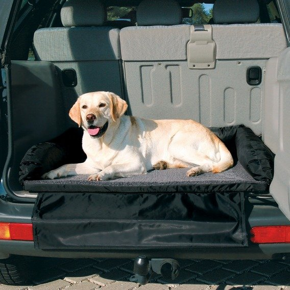 Pelech cestovní do kufru pro psa 95x75cm Trixie