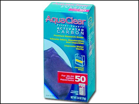 Náplň uhlí aktivní AC 50 (AC 200) 70g