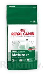 Royal canin Mini Mature 8kg