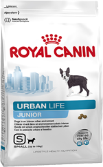 Royal Canin Canine Urban Junior Small 3kg