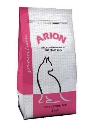 Arion Cat Premium Sterilized 3kg