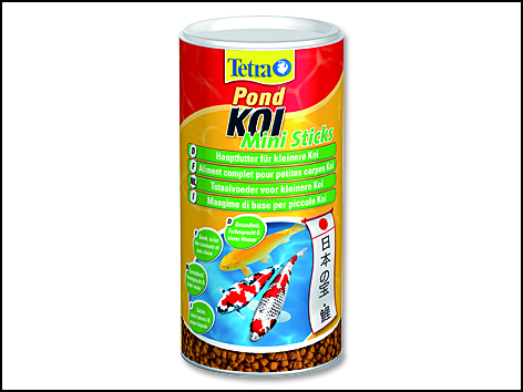 TETRA Pond Koi Sticks Junior 1l