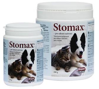 Stomax pro psy a kočky 200g