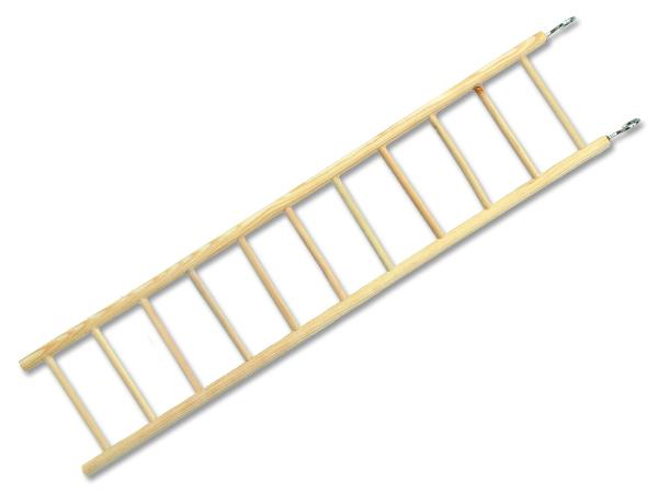Žebřík BIRD JEWEL dřevěný 11 příček 44,5 cm 1ks