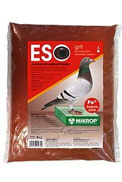ESO GRIT se železem pro poštovní holuby plv 25kg