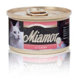 Miamor Cat paštika losos 85g