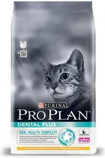 Purina Pro Plan Cat Dental Plus Chicken 3kg