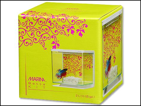 Akvárium Betta Marina Kit Girl 2l
