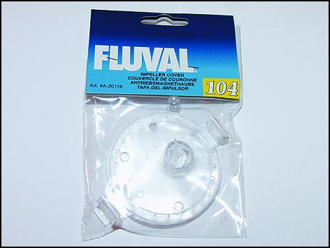 Náhradní kryt rotoru Fluval 104 (nový model), Fluval 105 1ks