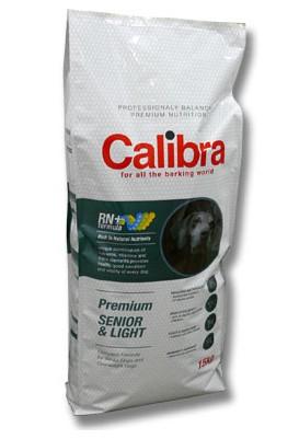 Calibra Premium Senior&Light 3kg