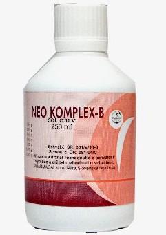 Neo komplex-B sol 250ml