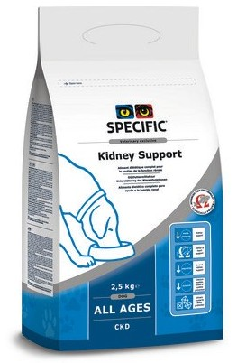 Specific CKD Heart & Kidney Support 6,5kg