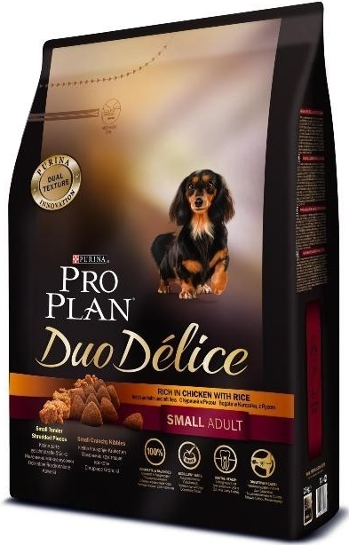 Purina Pro Plan Dog Adult Duo Délice Chicken 2,5kg