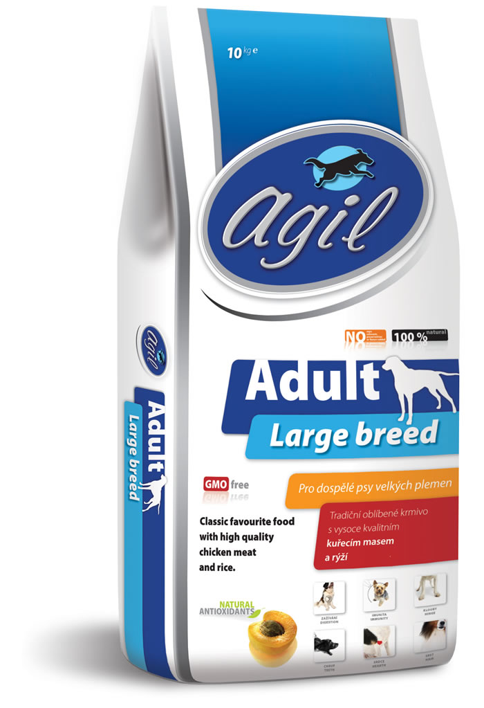 Agil Adult Large Breed 1kg