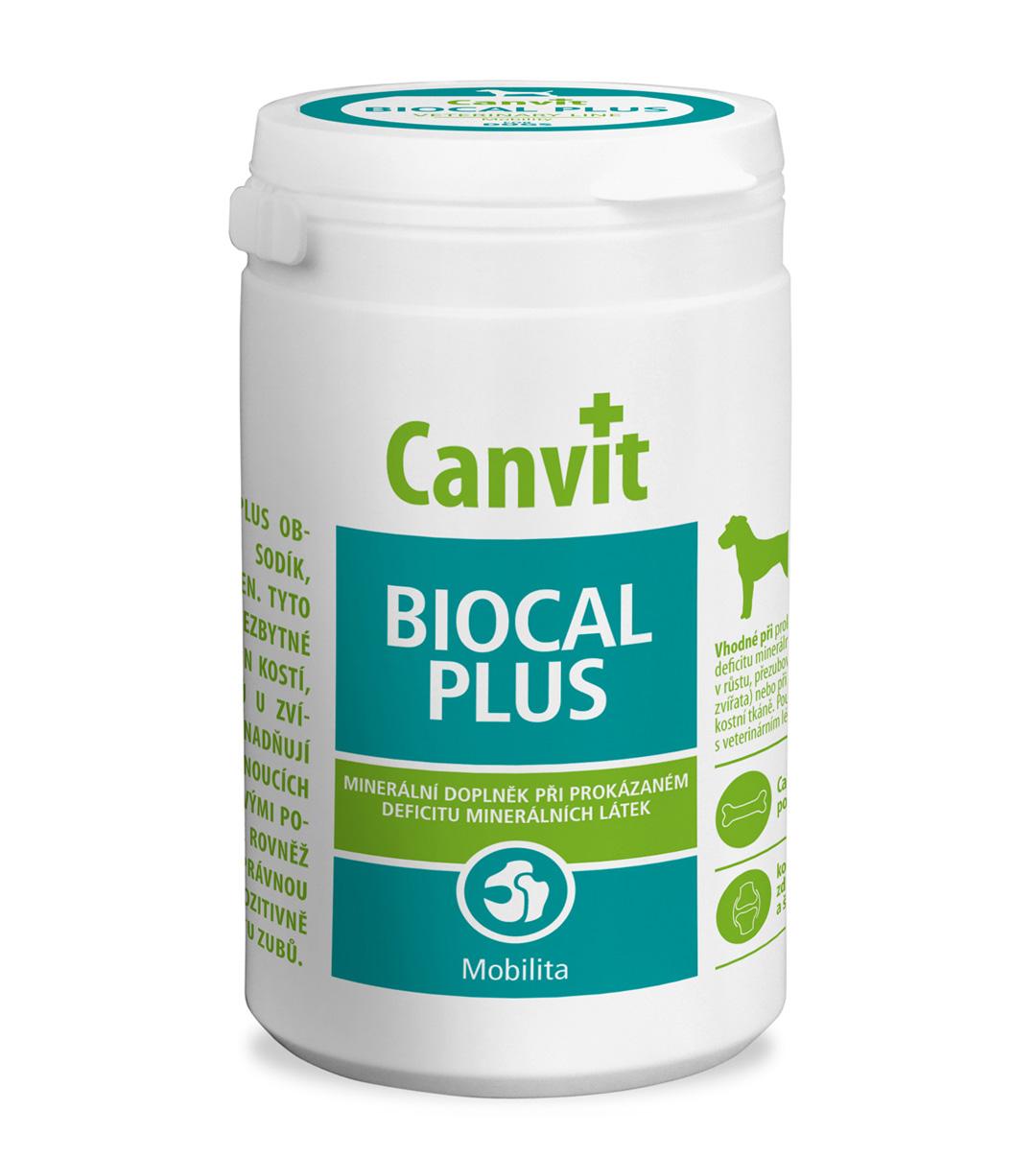 Canvit Biocal Plus pro psy 1000g
