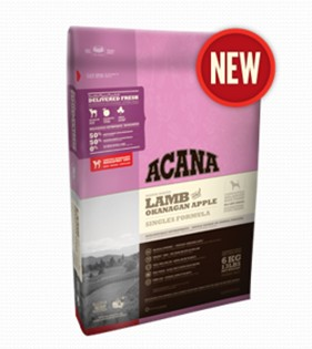 Acana Dog Lamb&Okanagan Apple 340g