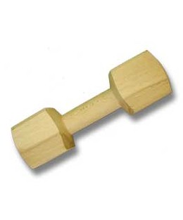 Činka dřevo Trixie 1000g