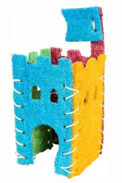 Pochoutka hlodavec LUFA hrad Zolux