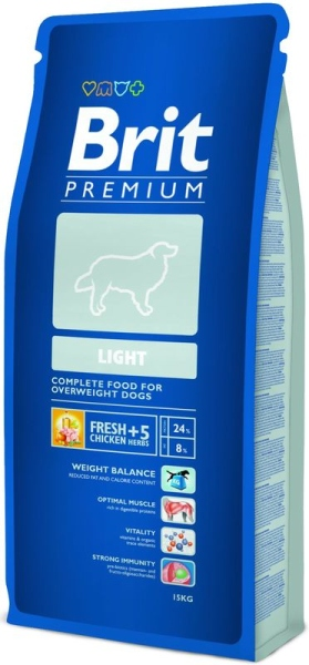 Brit Premium Dog Light 3kg