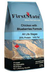 First Mate Chicken with Blueberries 13kg + DOPRAVA ZDARMA