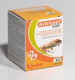 Artrovet 500 30tbl