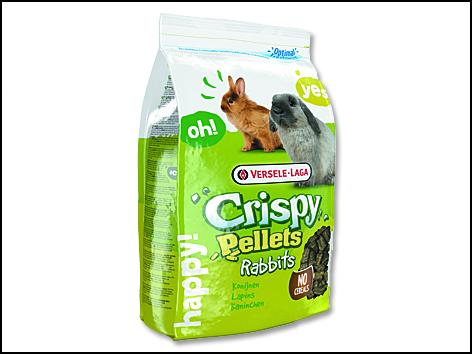 Krmivo VERSELE-LAGA Crispy pelety pro králíky 2kg