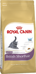Royal Canin Feline BREED Kitten Br. Shorthair 2kg