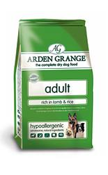 Arden Grange Adult rich in fresh Lamb & Rice 2kg