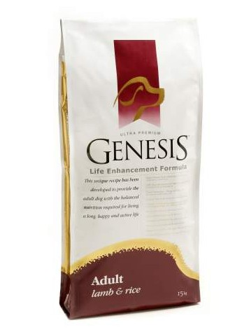 GENESIS ADULT LAMB-RICE 12 KG