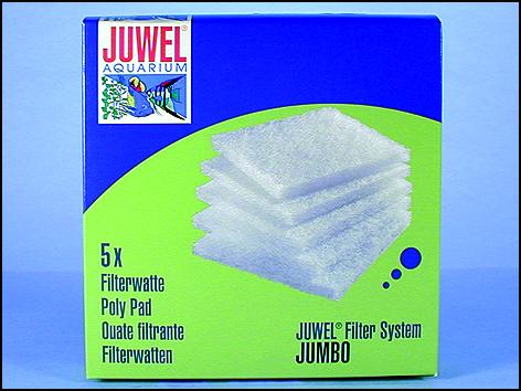 Náplň vata filtrační jumbo 5ks