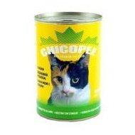 Chicopee konzerva s kuřecím masem pro kočky 400g