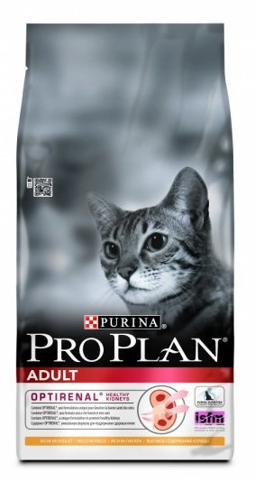 Purina Pro Plan Cat Adult Chicken & Rice 400g