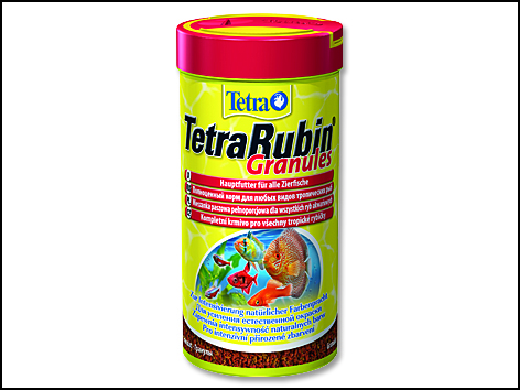 Tetra Rubin Granulát 250ml