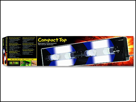 Osvětlení EXO TERRA Compact Top 90 1ks