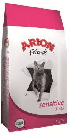 Arion Cat Sensitive Lamb & Rice 3kg