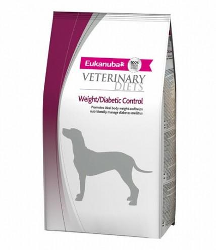 Eukanuba VD Dog Glucose/Weight/Diabetic Control 1kg