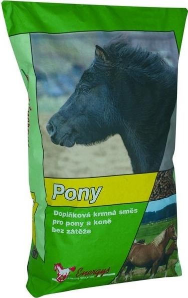 Krmivo koně ENERGY´S Pony gran 25kg