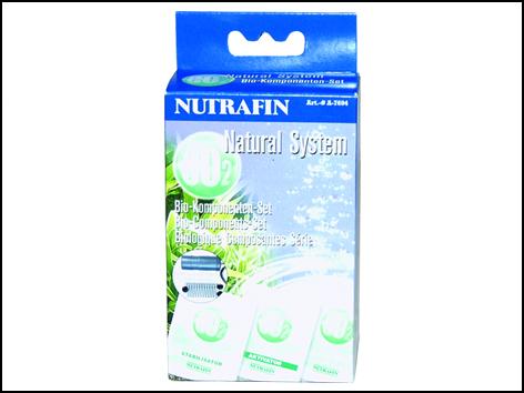 Natural System CO2 Nutrafin náhradní sáčky 3ks