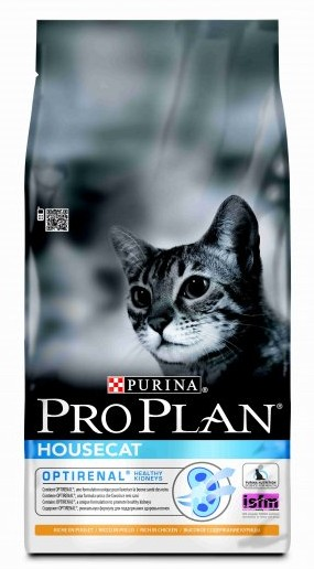 Purina Pro Plan Cat Houscat Chicken & Rice 3kg