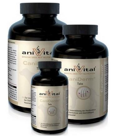 AniVital CaniDerm 60tbl. / 140g