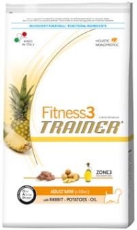 Trainer Fitness Mini Rabbit & Potatoes 2kg