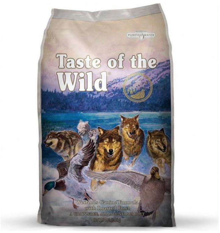 Taste of the Wild Wetlands Wild Fowl 13kg