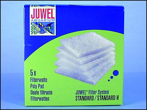 Náplň vata filtrační standard 5ks
