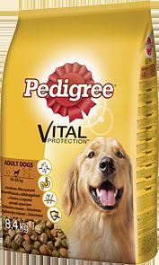 Pedigree Dry Adult drůbeží & rýže 15kg