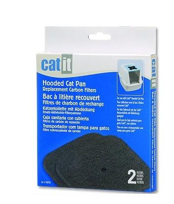 Náhradní filtr uhlíkový pro WC CATIT Design 2ks